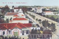 São Paulo antigo: Av. Paulista