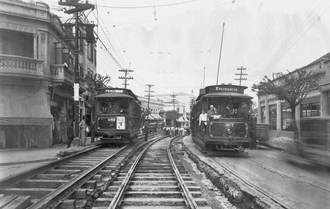 Memória de SP: os bondes da Light e o início do transporte coletivo na cidade