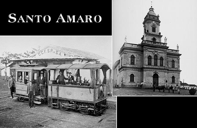 Livro apresenta um século de autonomia de Santo Amaro