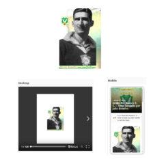 Homenagem a Julinho Botelho e ao União Rio Branco E. C.